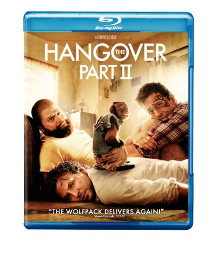 Hangover Pt. 2 Cooper Helms Galifianakis Ws Blu Ray Movie & Digital Only (no Dvd)