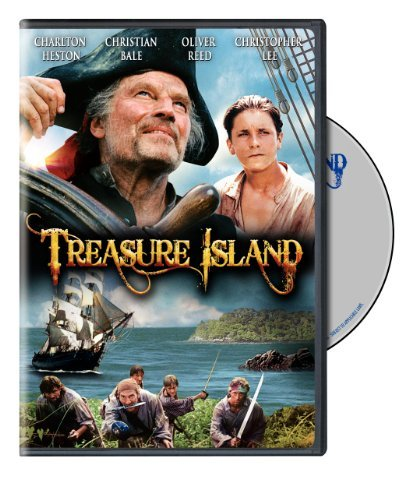 Treasure Island (1990) Heston Bale Reed Nr