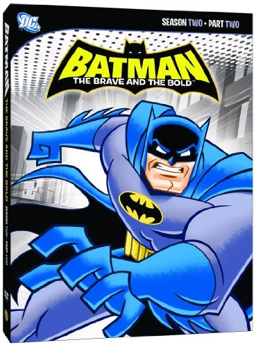 Batman The Brave & The Bold Batman The Brave & The Bold Nr 2 DVD