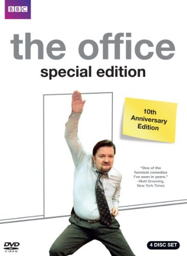 Office (uk) Complete Series DVD Nr 4 DVD