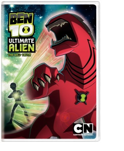 Wild Truth Ben 10 Ultmate Alien Nr 2 DVD