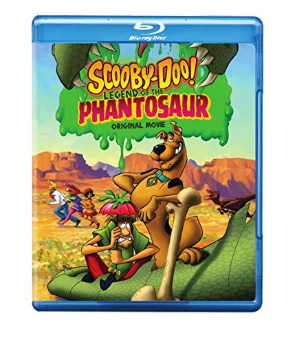 Scooby Doo! Legend Of The Phantosaur Ws Blu Ray Nr