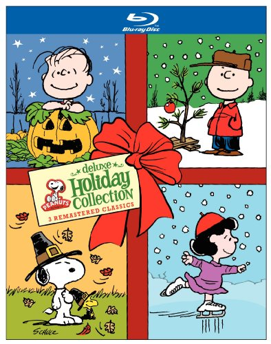 Peanuts Holiday Collection Blu Ray Nr 3 Br