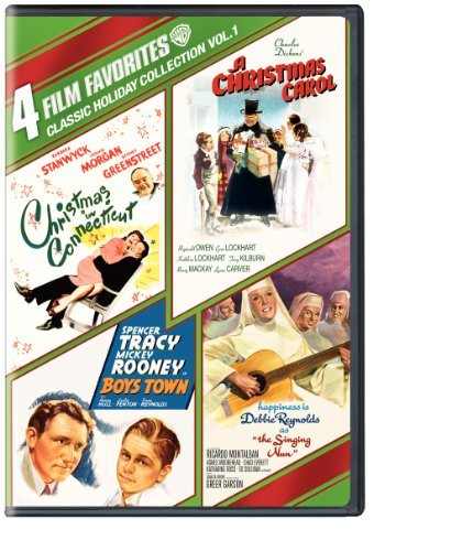 Vol. 1 Classic Holiday Collect 4 Film Favorites Nr