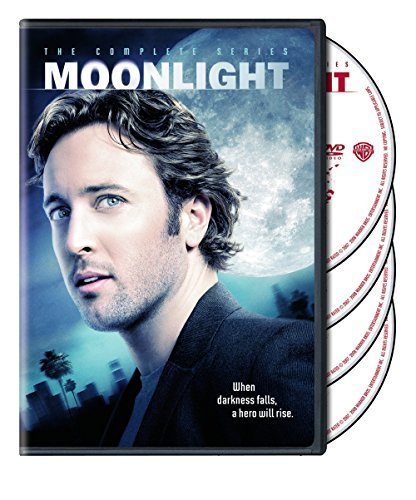 Moonlight Moonlight The Complete Series Ws Nr 4 DVD