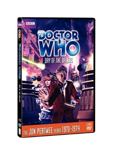 Doctor Who Day Of The Daleks Ep. 60 Nr 2 DVD