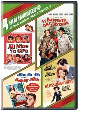 Vol. 2 Classic Holiday Collect 4 Film Favorites Nr