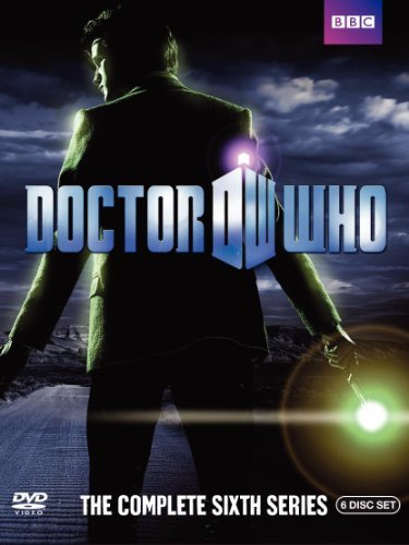 Doctor Who Series 6 Doctor Who Ws Nr 6 DVD