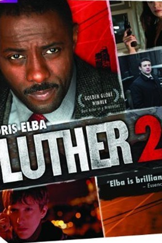 Luther Season 2 DVD