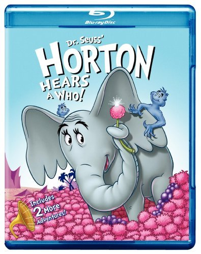 Horton Hears A Who Horton Hears A Who Ws Blu Ray Nr Deluxe Ed.