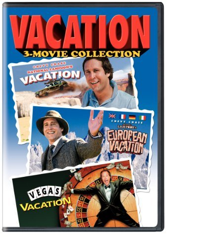 National Lampoon's Vacation 3 Movie Collection DVD Nr