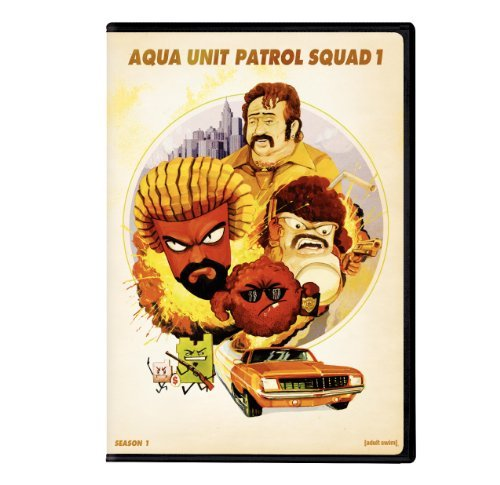 Aqua Unit Patrol Squad 1 Vol. 1 Nr 2 DVD
