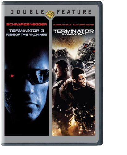 Terminator 3 Terminator Salvation Double Feature DVD Nr