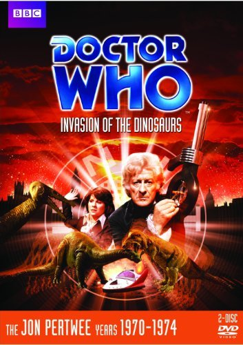 Doctor Who Ep. 71 Invasion Of The Dinosau Nr 2 DVD