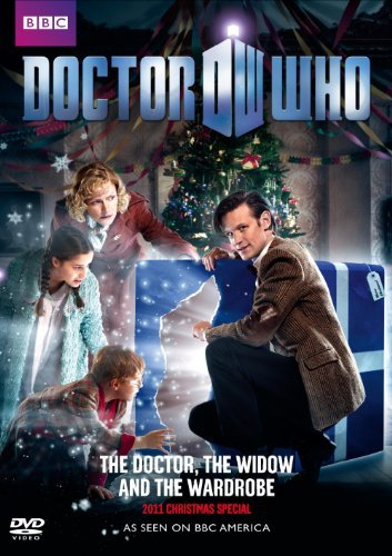 Doctor Who 2011 Christmas Special DVD Nr
