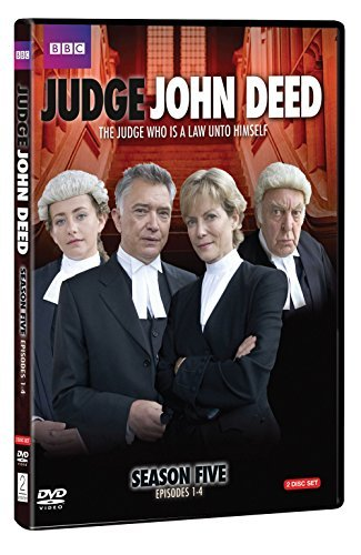 Judge John Deed Season 5 Judge John Deed Nr 2 DVD