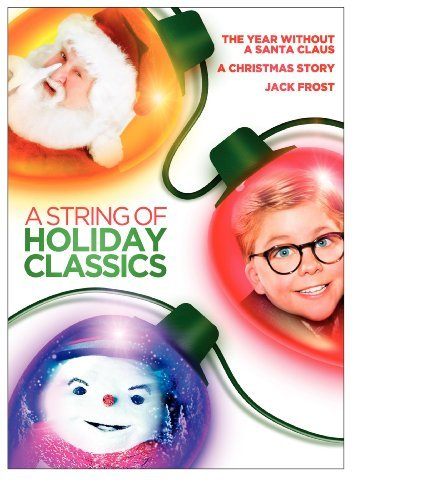 String Of Holiday Classics 3pa String Of Holiday Classics 3pa Nr 3 DVD