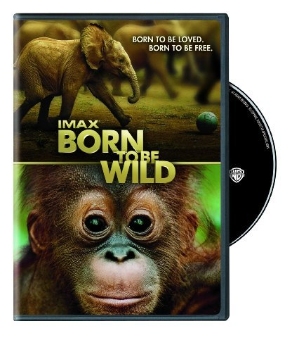 Born To Be Wild Imax Ws G Incl. Uv