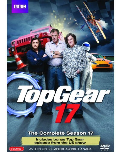 Top Gear Season 17 Top Gear Ws Nr 3 DVD