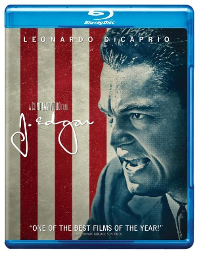 J Edgar Dicaprio Watts Dench Blu Ray Ws Pg13 Incl. DVD Uv