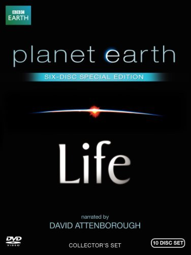 Life Planet Earth Life Planet Earth Special Ed. Narrated David Att Nr 10 DVD