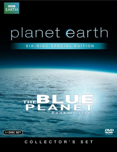 Planet Earth Blue Planet Seas Planet Earth Blue Planet Seas Special Ed. Nr 11 DVD