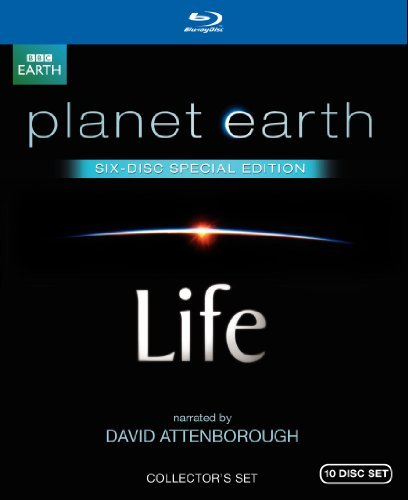 Life Planet Earth Life Planet Earth Blu Ray Ws Special Ed. Nr 10 Br Narrated David Atten