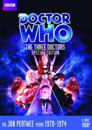 Doctor Who Three Doctors Doctor Who Special Ed. Nr 2 DVD