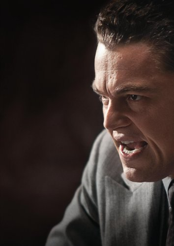 J Edgar Dicaprio Watts Dench DVD Pg13 Ws