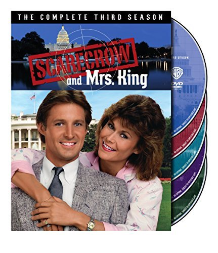 Scarecrow & Mrs. King Scarecrow & Mrs. King Season Season 3 Nr 5 DVD
