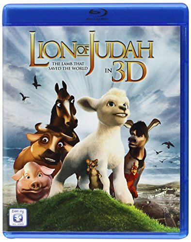 Lion Of Judah 2d 3d Lion Of Judah 2d 3d Ws Blu Ray Nr