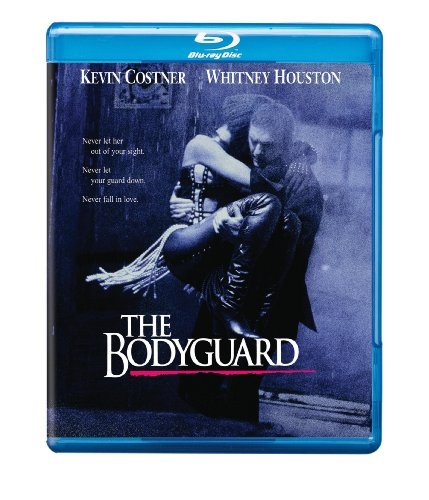 Bodyguard Costner Houston Kemp Blu Ray Ws R
