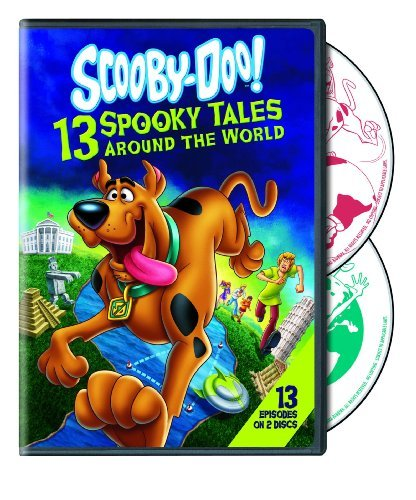 Scooby Doo! 13 Spooky Tales Around The Wor Nr 2 DVD