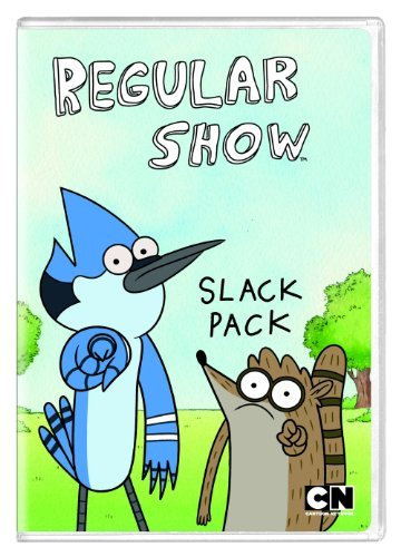 Regular Show Slack Pack DVD Nr