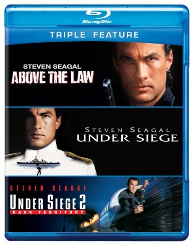 Above The Law Under Siege Unde Seagal Steven Blu Ray Ws R 3 Br
