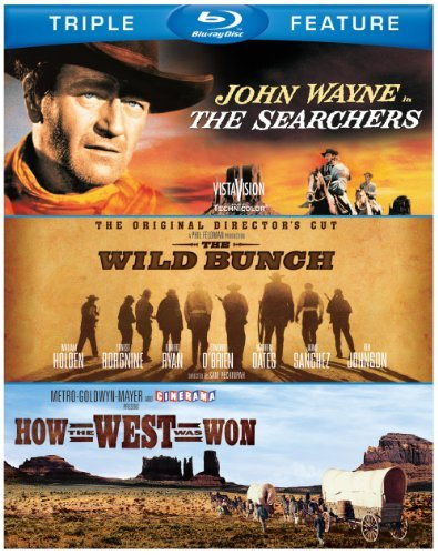 Searchers Wild Bunch How The W Searchers Wild Bunch How The W Blu Ray Ws Nr 3 Br