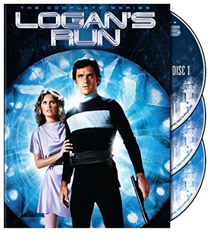 Logan's Run Logan's Run Complete Series Nr 3 DVD