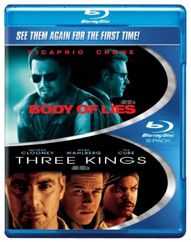 Body Of Lies Three Kings Body Of Lies Three Kings Blu Ray Ws Nr