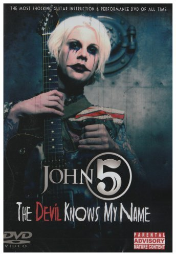 Devil Knows My Name John 5 Explicit Version Nr