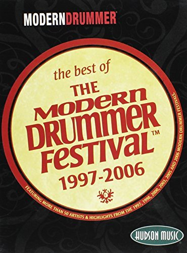 Best Of The Modern Drummer Fes Best Of The Modern Drummer Fes Nr