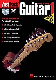 Guitar Method 1 Fasttrack Nr