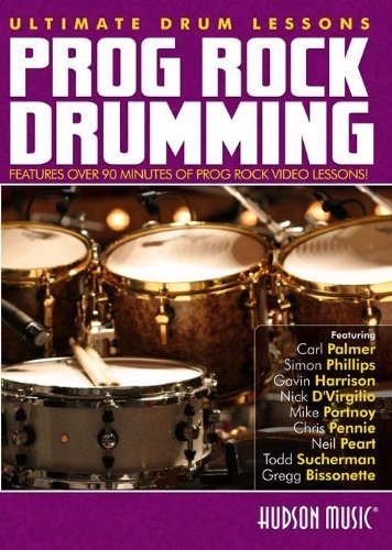 Prog Rock Drumming Prog Rock Drumming Import Gbr