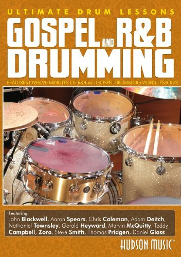 Ultimate Drum Lessons Gospel Ultimate Drum Lessons Gospel
