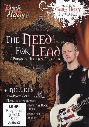 Need For Lead Phrases Hooks & Hoey Gary Nr 2 DVD