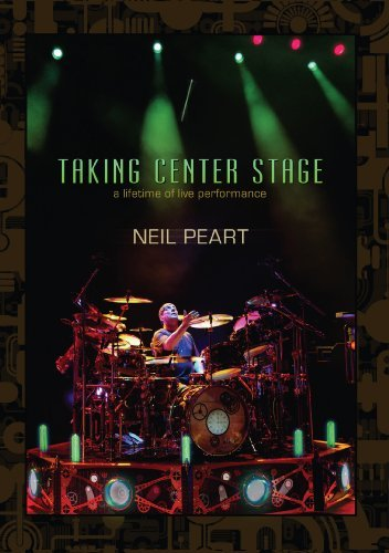 Neil Peart Taking Center Stage Peart Neil Nr 3 DVD