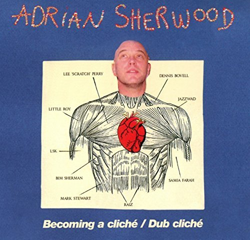 Adrian Sherwood Becoming A Cliche Dub Cliche 2 CD Set