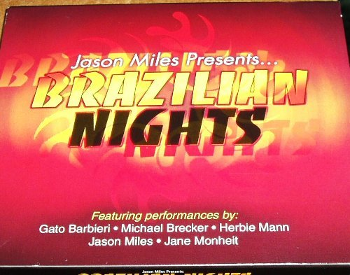 Legends Of Reggae Brazilian Nights