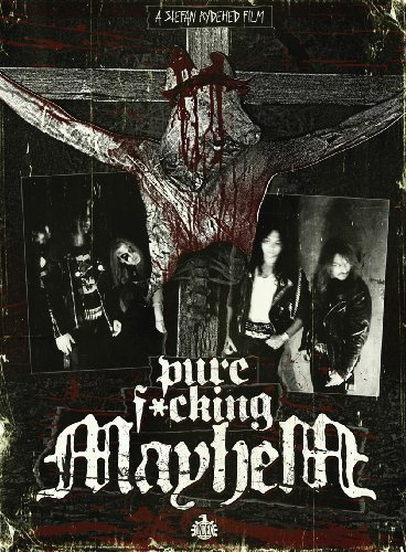 Mayhem Pure Fucking Mayhem Incl. CD