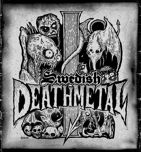 Swedish Death Metal Swedish Death Metal 3 CD Set