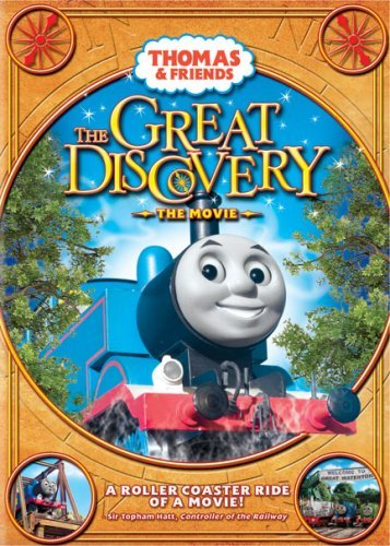 Great Discovery Movie Thomas & Friends Nr